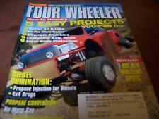 Four Wheeler Magazine June 2004 Diesel Domination