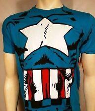 MARVEL COMICS CAPTAIN AMERICA AVENGERS SUPER HERO MOVIE T TEE SHIRT S-2XL