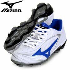 Mizuno Baseball Shoes Select Nine Training 11Gp1720 White Blue With Tracking