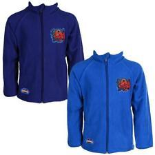 SPIDERMAN bleu garçons chaude confortable pull polaire veste manteau