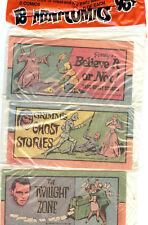Twilight Zone, Grimm's Ghost Stories, Ripley's Believe It or Not #1 mini comics