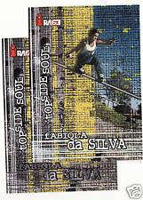 (139) 2000 RAGE FABIOLA DA SILVA INLINE SKATE CARDS #15
