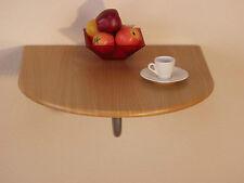 Wandklapptisch in 2 Farben Wandtisch Tisch Klapptisch Regal Ablage Küchentisch