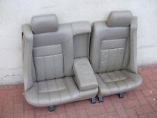 Rücksitzbank LEDER VW Passat 35i VR6 Face Rückbank OJX