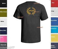 SPQR T-Shirt Latin Roman Shirt SIZES S-5XL