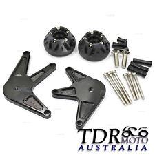 Black Crash Pads Frame Sliders Engine Protector For Honda CBR 1000RR 2008-2012