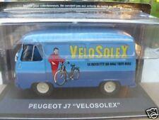 """PEUGEOT J7  """" VELOSOLEX  """"  au 1/43ème"""