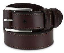 Scott Allan Men's Full Leather Men's Belt