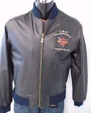 Harley Davidson Men's Leather Dealer Jacket