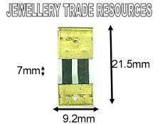 Reloj de suspensión de la primavera de calidad superior De Acero Bronce 21,5 mm