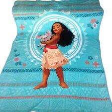 Vaiana Pile Calda Coperta Plaid Moana Plush Blanket BLAV018 - BLAV019