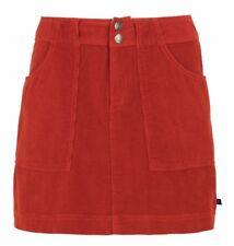 Tranquillo Rock Alejandra Cord kupfer copper sportlich skirt W17F6