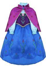 Little Pretends Scandinavian Princess Anna Dress Costume, Play