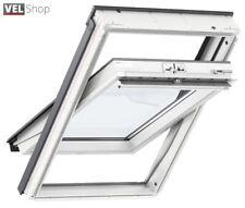 Dachfenster Schwingfenster VELUX Kunststoff ThermoTechnology Vorteil-Set & Rollo