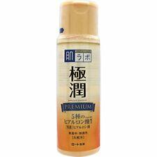 ROHTO HADALABO GOKUJYUN PREMIUM Hyaluronic Acid Moisturizing Lotion Japan JP F/S