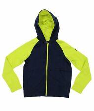 Adidas Youth Fleece Full Zip Hoodie, Navy