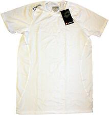 LOTTO white tech underwear men's t-shirt maglietta bianca uomo intimo sport