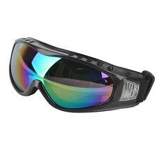 Anti-fog UV Dual Len Winter Outdoor Snowboard Ski Goggle Colorful Glasses Sports