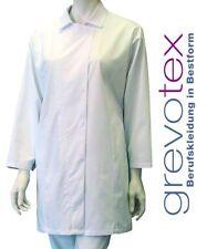 Damen Fleischerjacke Metzgerjacke Arbeitsjacke  Berufskleidung weiß