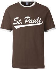 ST. Pauli Soccer Shirt Brown