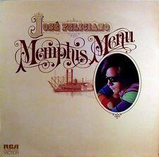 LP José Feliciano - Memphis Menu - gereinigt - cleaned