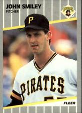 1989 Fleer Baseball Cards 221-440 +Rookies - You Pick - Buy 10+ cards FREE SHIP