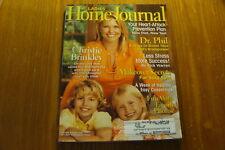 LADIES' HOME JOURNAL - CHRISTIE BRINKLEY SEPTEMBER 2005