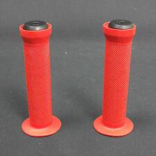 GK Scooter Handlebar Grips Red-Orange includes bar ends
