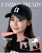 New Unisex Women Sport Outdoor Baseball Cap Golf Snapback Hip hop Hat Adjustable