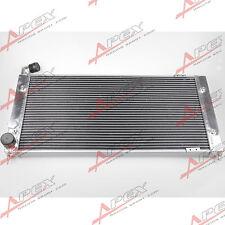 Fit For VW Golf 2 Corrado VR6 Turbo Aluminium Racing Radiator Turbo 16V G60 VWO2