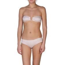 CHLOE 9506 Luxe Sans Bretelles Haut de bikini bandeau et correspondants Bikini Set