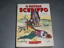 IL PICCOLO SCERIFFO N.4 - EDIZIONI DARDO