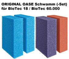 OASE Filter-Schwamm (-SET) für BioTec 18 / BioTec 60000  # 42894 # 42896