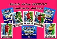 Topps Match Attax 2009/10  09 10 - Limitierte Auflage L1 - L18