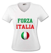 T-shirt Femme Forza Italia  - du S au XL