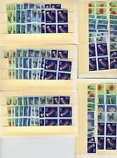 RYUKYUS ISLANDS  SCOTT#58/62,SAK#60/64 LOT OF 4 SETS