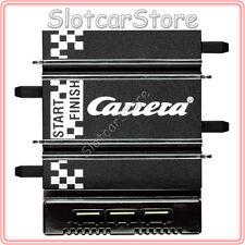 Carrera Go conector puerto ferrocarril 61530/61512 nuevos/versión antigua 1:43