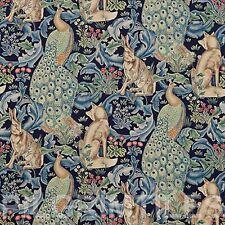 William Morris Forest Ceramic Tile Kitchen Bathroom Splashback Fireplace Indigo