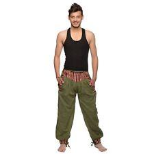 Haremshose Freizeithose Fischerhose Fitness Hippie Goa Schlupfhose Ethno Thamel