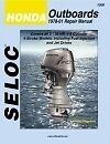 SELOC 1200 HONDA OUTBOARD MOTOR ENGINE REPAIR MANUAL ALL MODELS 1978-01