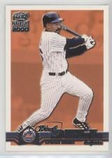 2000 Pacific Paramount Update #54-U Derek Bell New York Mets Baseball Card