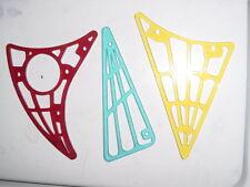 Stern Spiderman Pinball Web Plastics Custom Colors