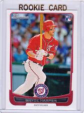BRYCE HARPER Washington Nationals BASEBALL ROOKIE CARD Mint Bowman MLB RC