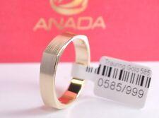 1 Trauring Ehering Hochzeitsring Gold 333 - Breite 5mm - Sonderangebot - Top !