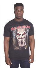 Iron Maiden Flip Eddie Steve Harris Heavy Metal Official Tee T-Shirt Mens Unisex
