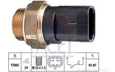 FACET Temperature Switchradiator fan for FIAT DUCATO RITMO ALFA ROMEO 33 7.5031