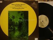 Thomas Beecham: MUSIC OF DELIUS, Album 2 - Florida Suite - S60212 Vinyl LP