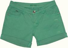 Billabong Big AMOR Pantalones Cortos Mujer Verde Claro NUEVO