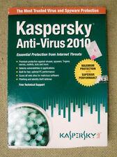 Kaspersky Anti-Virus 2010