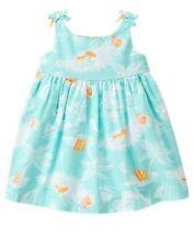 NWT Gymboree Seashore Smiles Seashore dress 0 3 6 12 18 24 M Baby girls Toddler